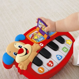 Fisher Price Pejskovo piano, Fisher Price