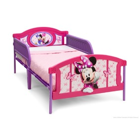 Plastová 3D postel Minnie Mouse, Delta, Minnie Mouse