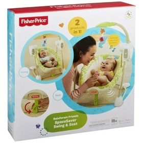 Fisher Price Houpačka a sedátko v jednom Rainforest, Fisher Price