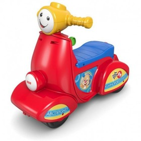 Fisher Price Smart Stages mluvící scooter