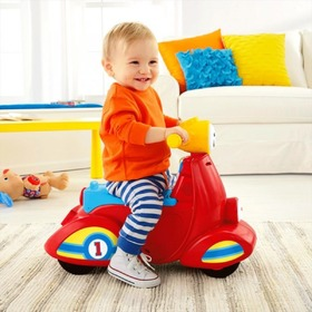 Fisher Price Smart Stages mluvící scooter, Fisher Price