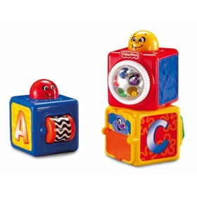 Fisher Price Stavěcí kostky