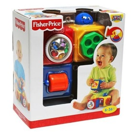 Fisher Price Stavěcí kostky, Fisher Price