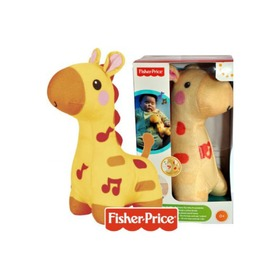 Fisher Price Usínáček Žirafka, Fisher Price