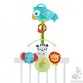 Mobile Fisher Price 3 in 1 Rainforest