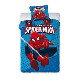 Povlečení Polar fleece - Spiderman 01, Faro, Spiderman