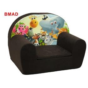 b6154bd6d804 Dětské křesílko Zvířátka - různé barvy
